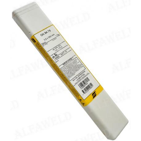 ESAB OK 84,78 d3,2 Felrakó elektróda (1,7kg/csomag)