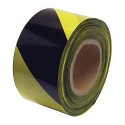 Kordon-szalag sárga-fekete 250 m