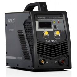 IWELD CUT 70 IGBT Plazma vágó inverter