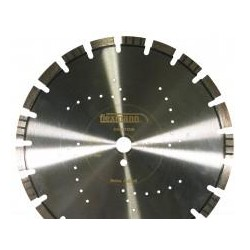 KAB aszfalt-beton gyémánttárcsa 400x3,2x10x28x25,4