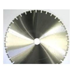 Gyémánttárcsa, falvágó 700x10x25,4 mm
