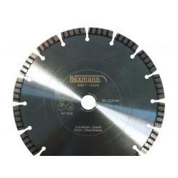 DBT turbo fogazott gyémánttárcsa 900x5,0x10x62x25,4