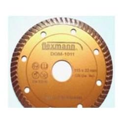 DGM 125X1,2X7,0X22,2 gránit-márvány-sárga ipari gyémánt