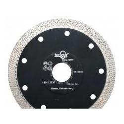 Extra gyémánttárcsa kerámia, csempe vágására 125x1,2x8,0x22 mm