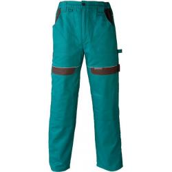 COOL TREND derekas nadrág, gumírozott derék, 100%pamut, 260g, zöld