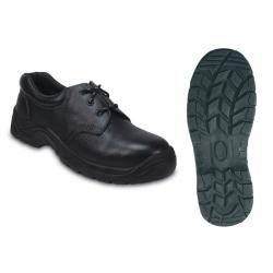 PORTHOS (S3) cipő, olaj- és saválló, antisztatikus, acélkapli és -talp