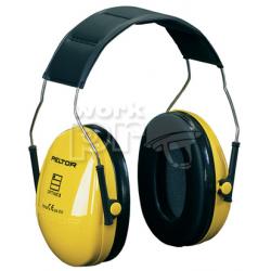 3M 32101 Peltor Optime I sárga fültok H510A, SNR 27dB