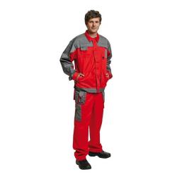 MAX EVO kabát, 65% poliészter, 35% pamut, 235 g/m2