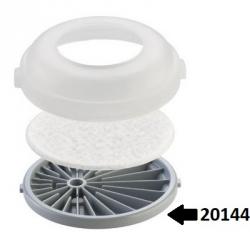 20144 adapter P2 cserélhető részecskeszűrő önállóan való alkalmazásához