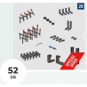 PROFI Plus LINE 720-as Készlet (28-as Rendszer)