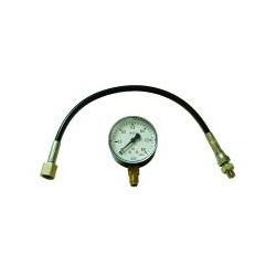 Nyomásmérő 0-0,6 bar