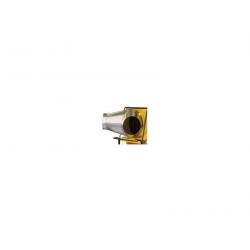 Kétcsöves kivezetés 2 x 315 mm (BV310 (egycsöves verzióra szerelhető)