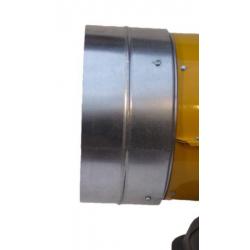 Közgyűrű légvezető csőhöz 600 mm (BV29)