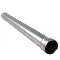 Rozsdamentes füstcső 1 m 150 mm
