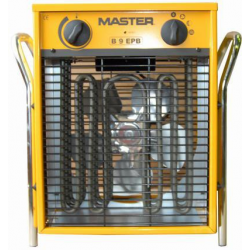Master B9 (400V) elektromos hőlégfúvó