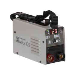 PWD PREMIUMWELD WELDY-125 Bevontelektródás MMA inverteres hegesztőgép, 10-120A