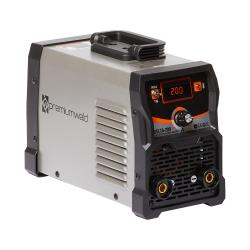 PWD PREMIUMWELD DELTA-200 Bevontelektródás MMA inverteres hegesztőgép, 10-200A