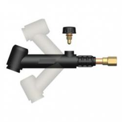 Parweld WP26VFX, 200A, flexibilis nyak, szelepes