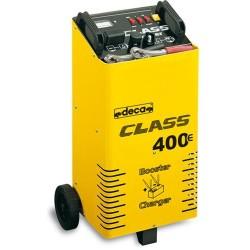 Akkumulátor indító-töltő DECA CLASS BOOSTER400E