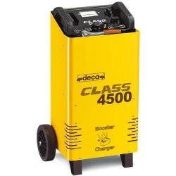 Akkumulátor indító-töltő DECA CLASS BOOSTER4500