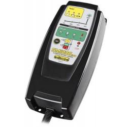Akkumulátortöltő (inverteres) DECA SM1236 EVO (töltés, ellenőrzés, karbantartás)
