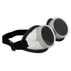 Lánghegesztő DIN5 védőszemüveg zárt fém