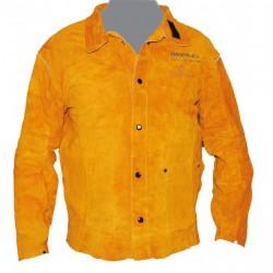 """Hegesztő kabát, XL """"KEVLAR"""" (JCTK-XL)"""