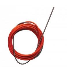 Huzalvezető spirál piros 4,4m 1,0-1,2