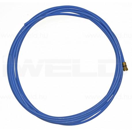 Huzalvezető teflon kék 4,4m 0,6-0,9mm