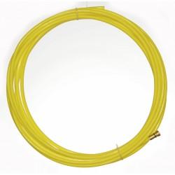 Huzalvezető teflon sárga 3,4m 1,4-1,6mm