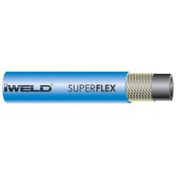 SUPERFLEX oxigén tömlő 6,3x3,5mm (50m) (7.8kg)