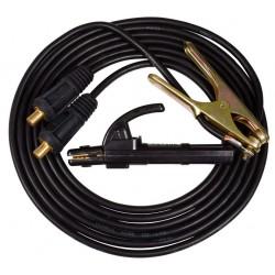 Elektródafogó készlet 2x3m (TSB10-25)