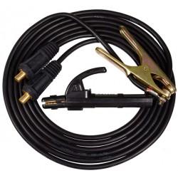 Elektródafogó készlet 2x3m (TSB35-50)