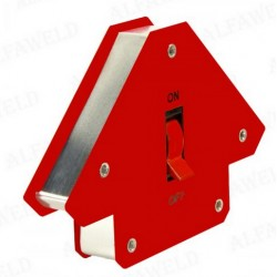 Mágneses szögbeállító on/off kapcsolóval 15kg/45°-90°-135°