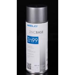 ZINCBASE 99%-os cink alapozó spray 400ml