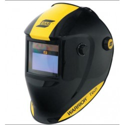 Esab Warrior Tech 9-13 Fekete