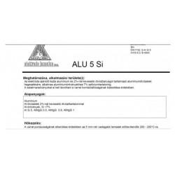 Elektróda ALU 5 SI 3.25mm (2kg / doboz)