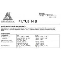 FILTUB 14 B 1.2 mm (15kg / dob)