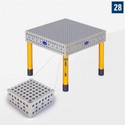 PROFI Premium LINE (PP) 3D Hegesztőasztal D28