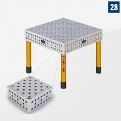 PROFI Plus LINE (PL) 3D Hegesztőasztal D28