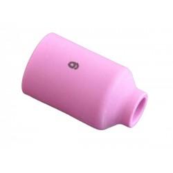 Gázlencsés kerámia gázterelő 6-os SR9/20 9,8×25,5 MM