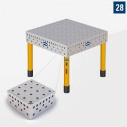PROFI Eco LINE (PE) 3D Hegesztőasztal D28