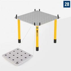 Hobby LINE (H) Hegesztőasztal D28