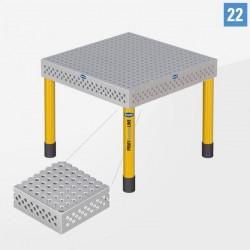 PROFI Premium LINE (PP) 3D Hegesztőasztal D22