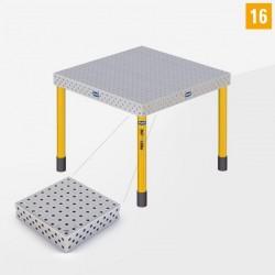 PROFI Eco LINE (PE) 3D Hegesztőasztal D16