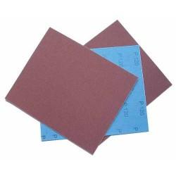 Csiszoló vászon A/4 230x280 P120 barna