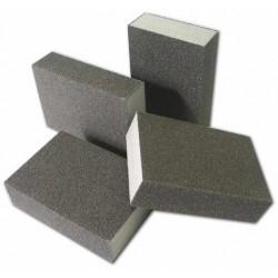Csiszoló szivacs, 100 x 66 x 26 mm P100
