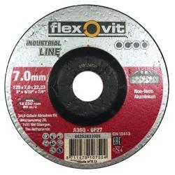 Speedoflex tisztítókorong 125 x 7,0 x 22,2 alumínium