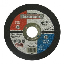 Gigaflex vágókorong 115 x 2,5 x 22,2 fém-inox