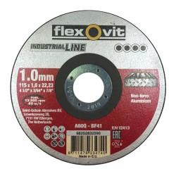 Speedoflex vágókorong 115 x 1,0 x 22,2 alumínium